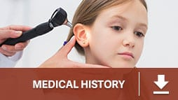 Medical History (Child)
