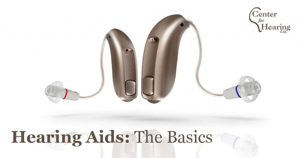 Hearing Aids: The Basics