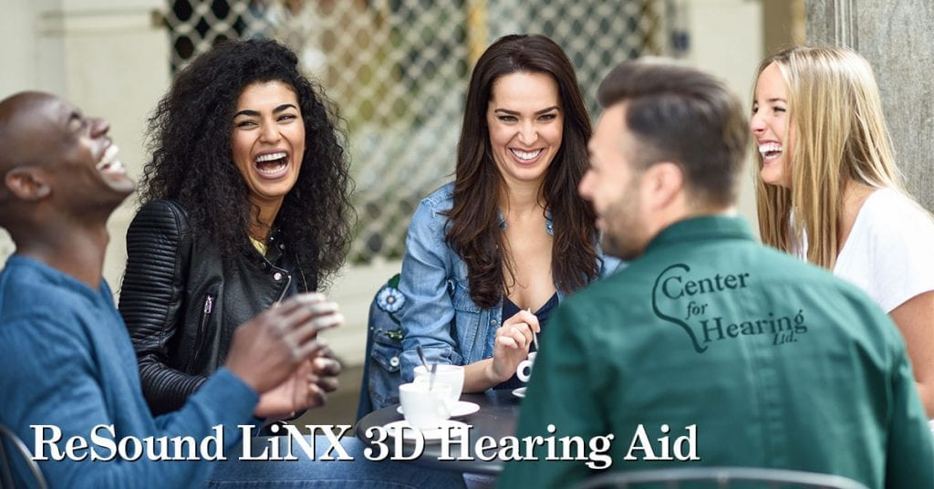 ReSound LiNX 3D Hearing Aid