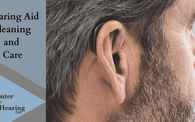 Hearing Aid Cleaning and Care