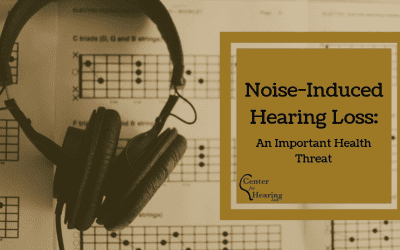 Noise-Induced Hearing Loss: An Important Health Threat