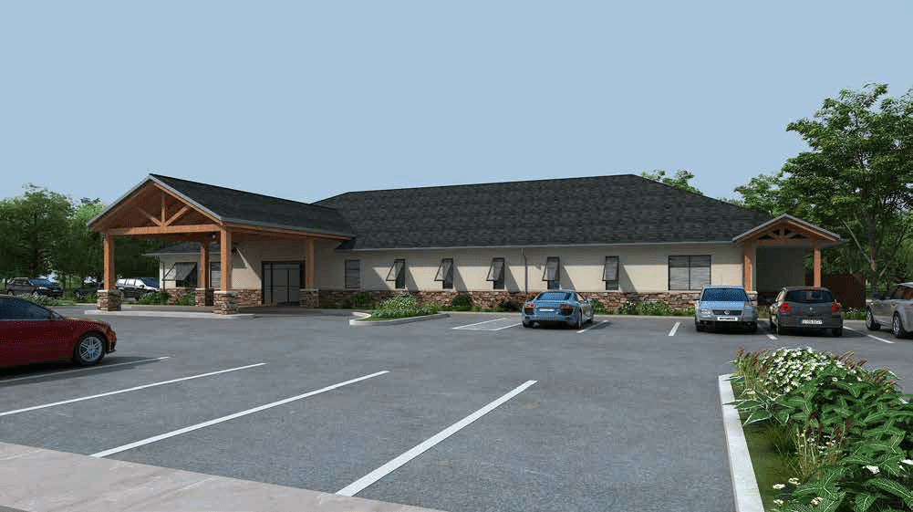 Center for Hearing is building a new home!